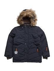 Wessel Faux Fur, K Jacket - BLUE NIGHTS
