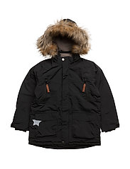 Wille Faux Fur, K Jacket - BLACK