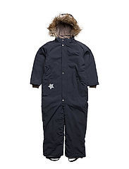 Wanni Faux Fur, K Snowsuit - BLUE NIGHTS
