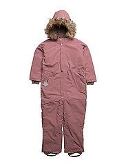 Wanni Faux Fur, K Snowsuit - NOSTALGIA ROSE