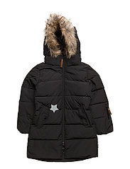Deja Faux Fur, K Jacket - BLACK