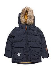 Daren Faux Fur, K Jacket - BLUE NIGHTS
