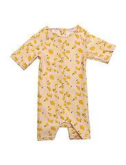 Goldie UV-suit, M - ROSE BEIGE