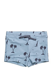 Gerry Shorts, K - BLUE FOG