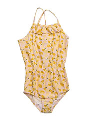 Gritt Swimsuit, K - ROSE BEIGE