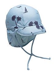 Gustas Hat, B - BLUE FOG