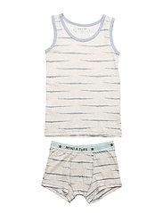 Yves Underwear, K - BLUE FOG