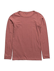 Elga T-shirt, K - WITHERED ROSE