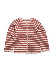 Viona Cardigan, BM - WITHERED ROSE