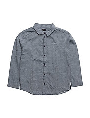 Mexi Shirt, K - SKY CAPTAIN BLUE