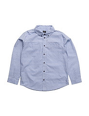 James Shirt, K - SKY CAPTAIN BLUE