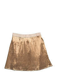 Chasmin Skirt, K - GOLD