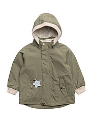 Wally Jacket, M - Deep green