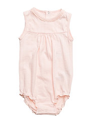 Julie Romper, B - PALE DOGWOOD ROSE