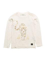 Apollo T-shirt, K - ANTIQUE WHITE