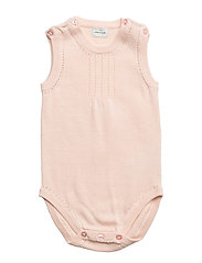 Cille Romper, B - PALE DOGWOOD ROSE