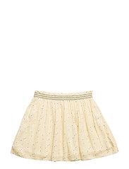 Charita Skirt, K - PALE BANANA