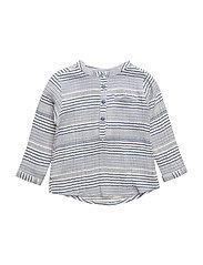 Lai Shirt, M - TRUE NAVY