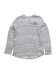 Lai Shirt, K - TRUE NAVY