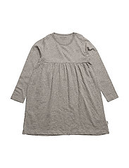 Else Dress, BM - LIGHT GREY MELANGE
