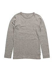 Eddy T-shirt, MK - LIGHT GREY MELANGE