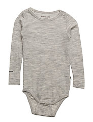 Ellis Body, B - LIGHT GREY MELANGE