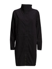 Zelma Outerwear - smoke black