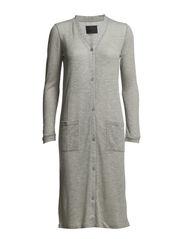 Fylia Knit - White grey melange