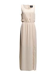 Nielda Dress - soft peach