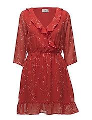 Barbel - FIERY RED