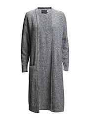 cavalino Knit - Light Grey m.