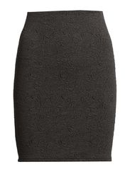 saseline skirt Skirt - dark grey