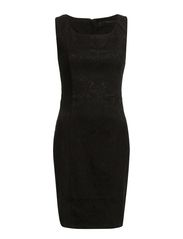 loda dress - black