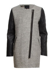 coralina Outerwear - Light Grey m.