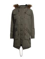 naomi jacket - army