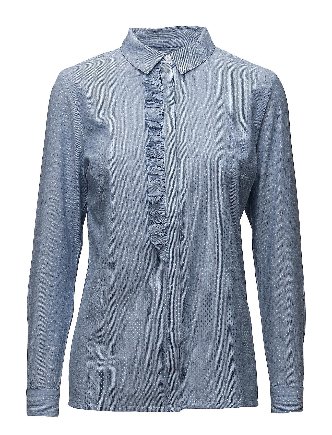 Clarissa Shirt Minus Langærmede til Damer i
