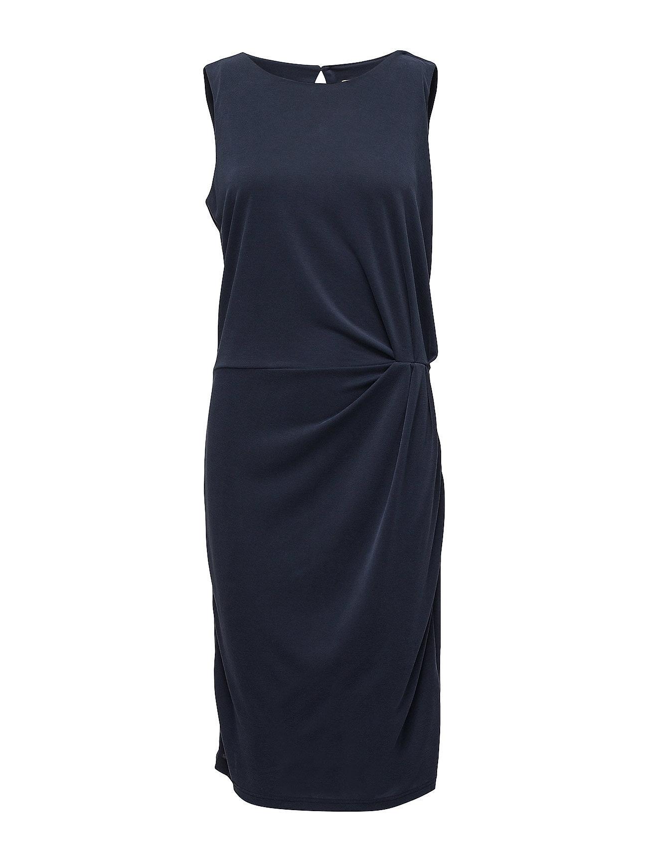 Lila Dress Minus Kjoler til Kvinder i Black Iris
