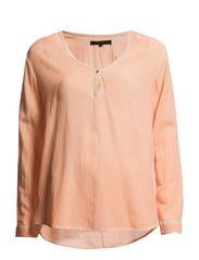 Carlotta shirt - Abricot blush