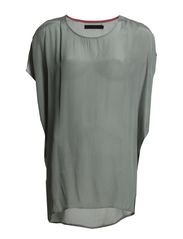 Franny top - Concrete grey