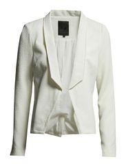 Dot blazer - broken white