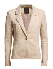 Carmen gold blazer - broken white