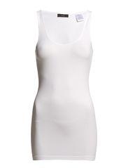 Seamless top - White