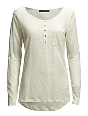 Abelina top - BROKEN WHITE