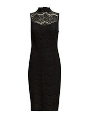 Josefina dress - BLACK