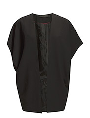 Kaiti cape - BLACK