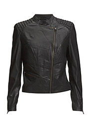 Gillian jacket - BLACK