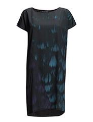 Gilla dress - REAL TEAL