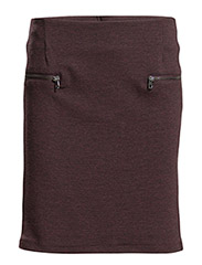 Louis skirt - FUDGE