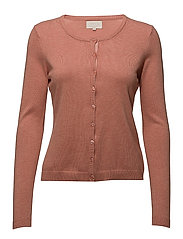 New Laura cardigan - LOBSTER BISQUE MELANGE