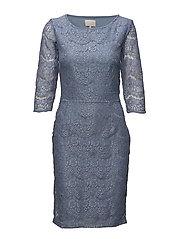 Anastacia dress - FADED DENIM